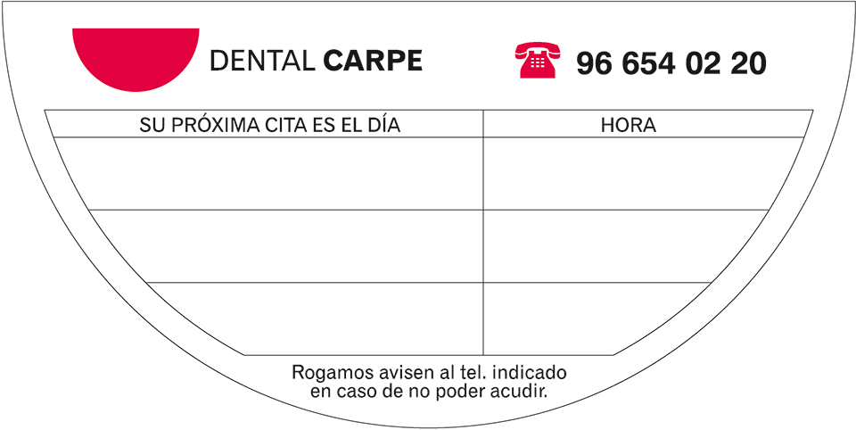 Cita dental Carpe
