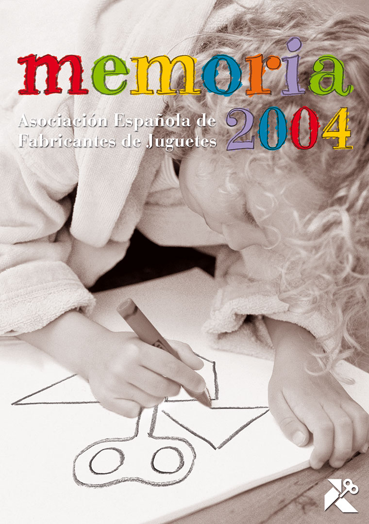 Annual report of the toy industry cover