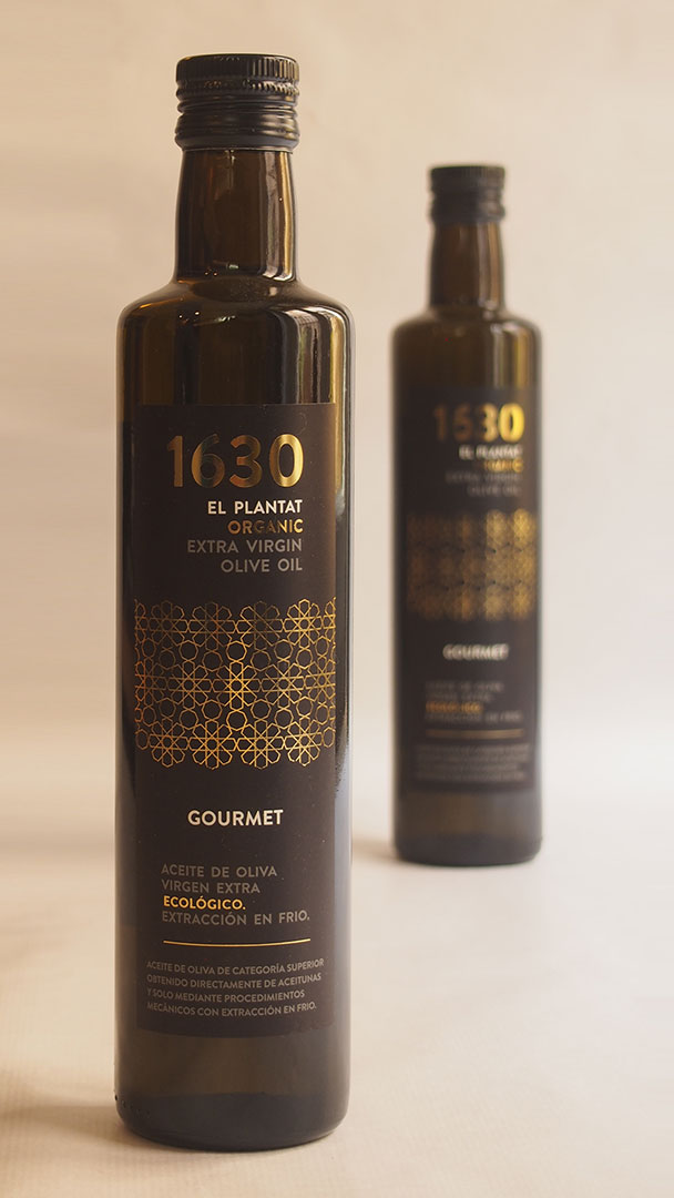 1630 Botella el Plantat
