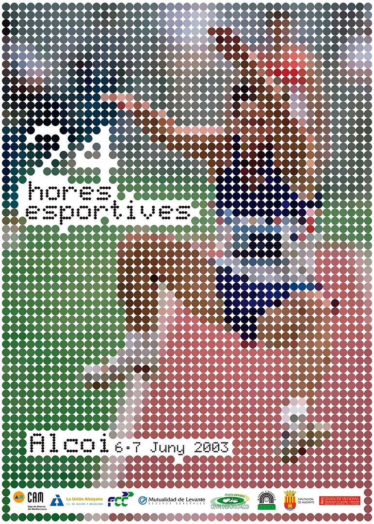24 horas deportivas de Alcoi poster