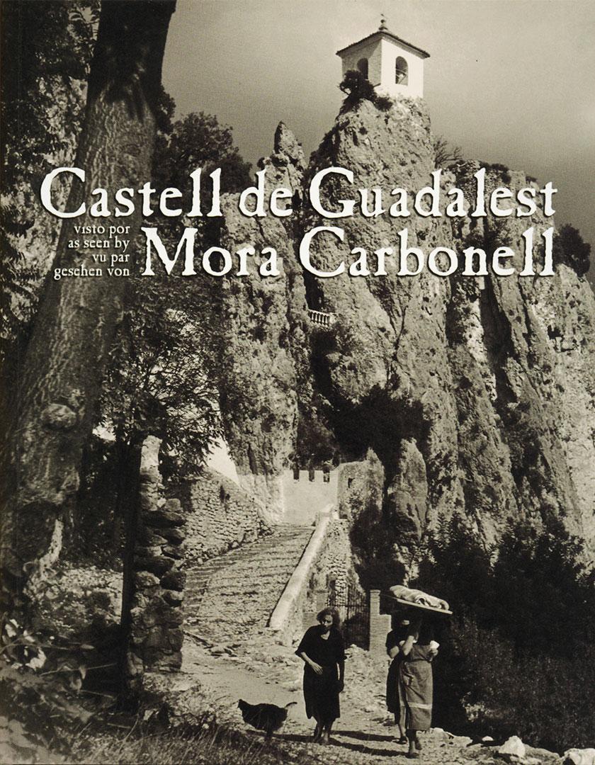 Guadalest vist per Mora Carbonell cover